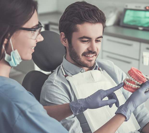 Costa Mesa The Dental Implant Procedure